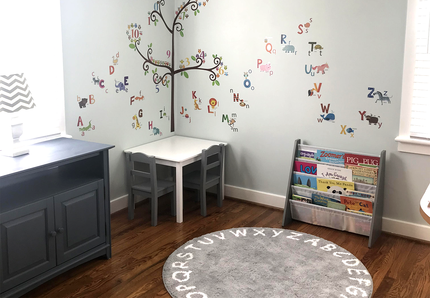 speech therapy office